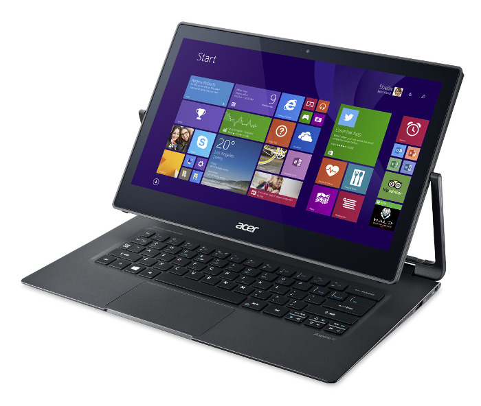 Acer R13, un ottimo notebook 2 in 1