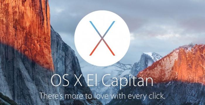 OS X 10.11.4 El Capitan: tutte le nuove caratteristiche