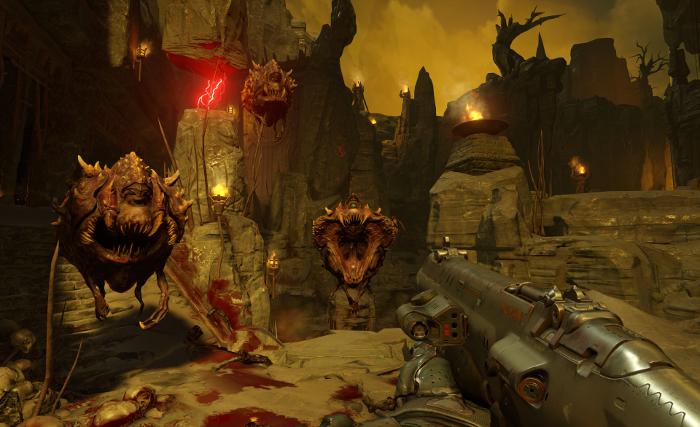 Doom, emersi nuovi dettagli su Multiplayer