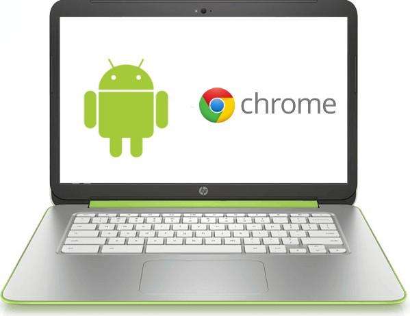 Applicazioni Android, presto gireranno sui Chromebook