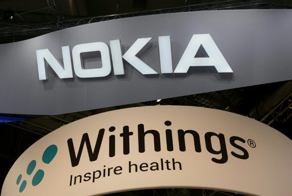 Nokia punta nell'e-health e compra Withings