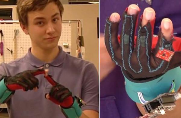 SignAloud, i guanti che traducono il linguaggio dei segni in parole