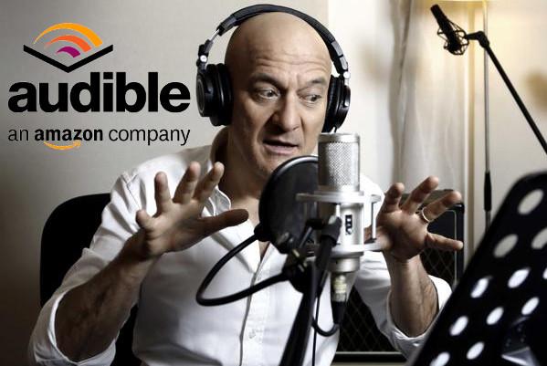 Amazon Audible, gli audiolibri sbarcano in Italia