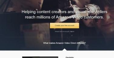 Amazon sfida YouTube con Amazon Video Direct