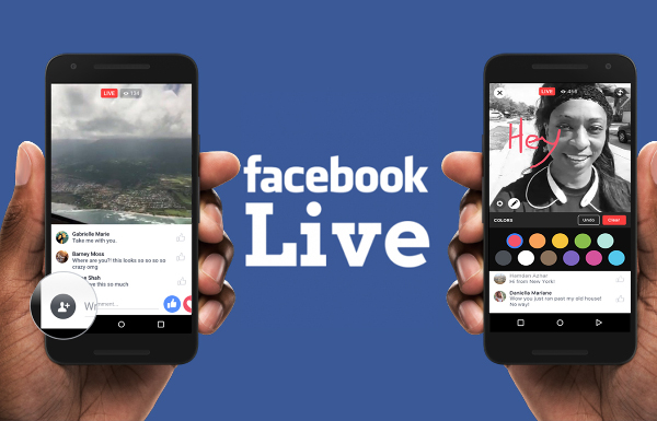 Facebook Live sfida YouTube con i video infiniti