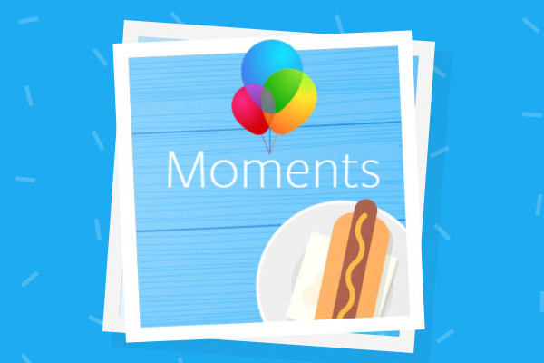 Facebook Moments approda in Europa