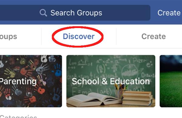 Facebook, nuova funzione per i gruppi