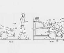 Google Car e la colla salva-pedoni