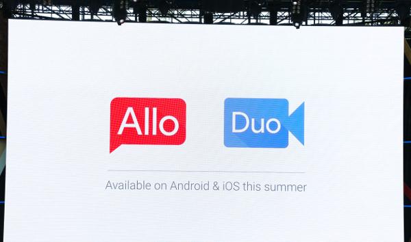 Google sfida WhatsApp con Allo