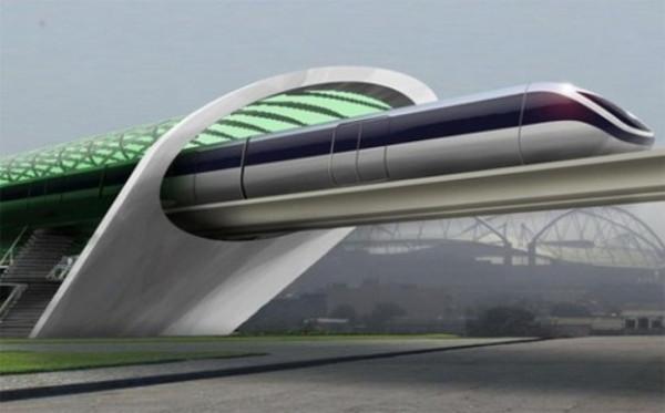 Hyperloop, il supertreno a levitazione magnetica di Musk
