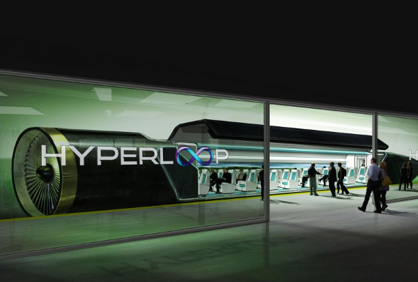 L'Italia partecipa al progetto Hyperloop