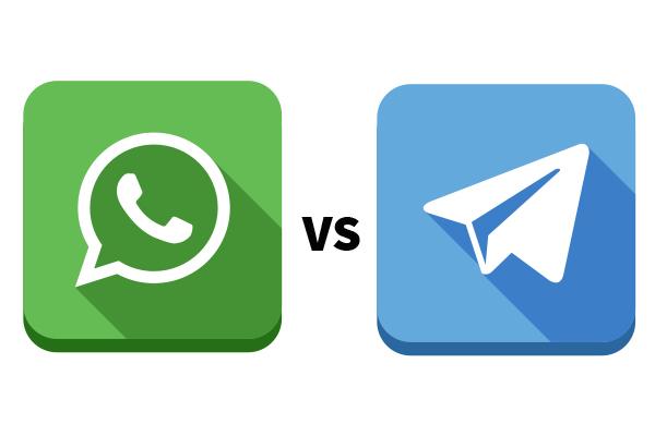 WhatsApp sfida Telegram con la citazione nei messaggi
