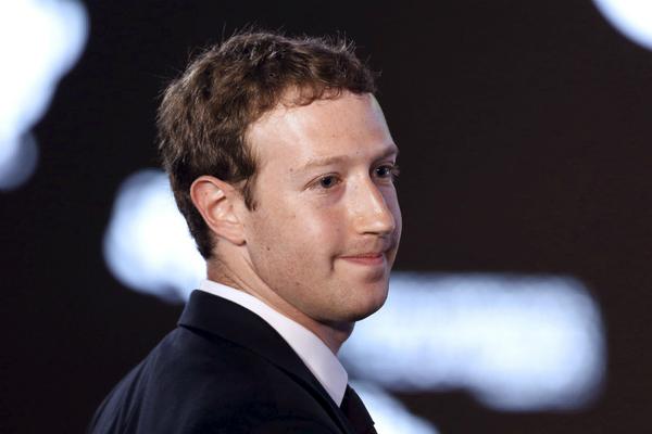 Zuckerberg e l'incontro con i conservatori