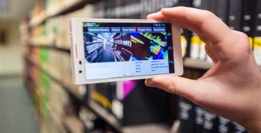 Lenovo presenta il primo smartphone con Google Project Tango