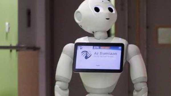 "Russia Promobot, robot ""fuggitivo"""