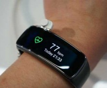 Samsung lancia Gear Fit 2