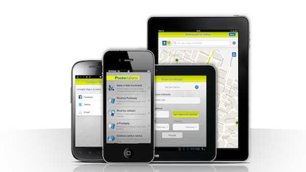 PostePay, la nuova app per i pagamenti P2P