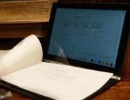 Yoga Book di Lenovo un quaderno al posto del PC