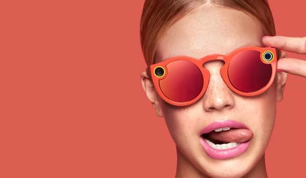 Spectacles come sono gli occhiali di Snapchat