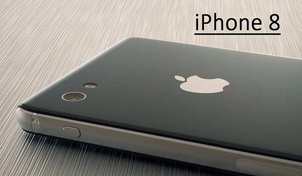 iPhone 8, davvero sarà curvo lo schermo OLED?