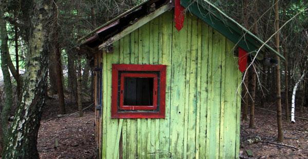 Come costruire una casetta di legno - Costruire una casetta ...