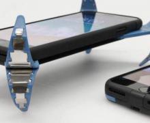 Smartphone, brevettata una cover che fa da airbag