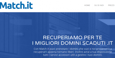backorder domini in italia