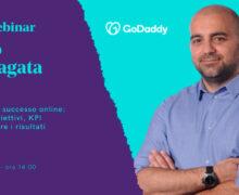 Il nuovo GoWebinar di GoDaddy per la misurazione del successo online