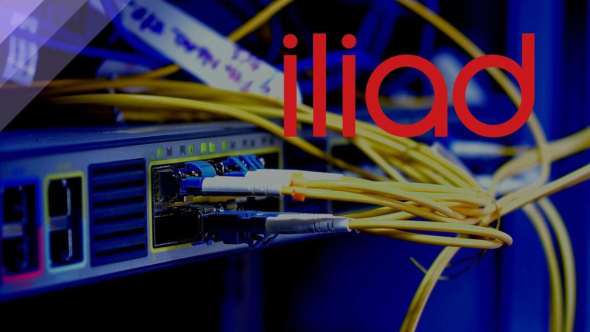 Iliad in fibra. Quando potremmo vedere Iliad per la casa in fibra ottica?